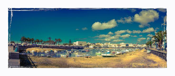 el Charco de San Gines Arrecife Lanzarote