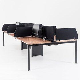 Nexus - Рабочие столы - Продукция - Kinnarps