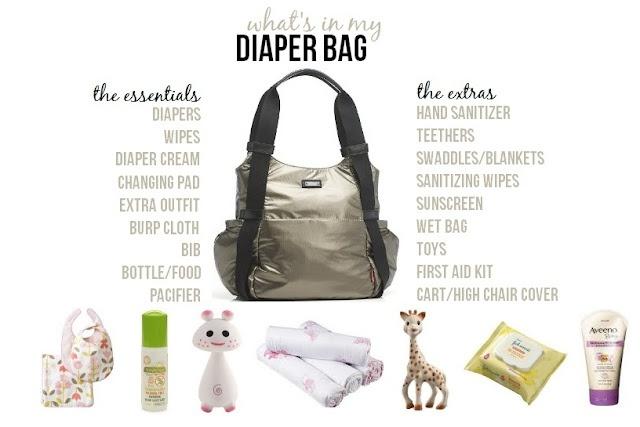 Little Baby Garvin: The Diaper Bag