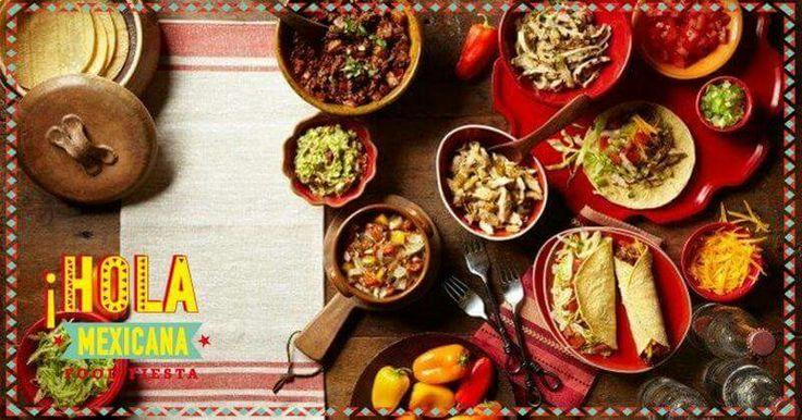 #MexicanSoul Τρώς ένα λαχταριστό Burrito με σιγομαγειρεμένο μοσχαράκι με παραδοσιακή Μεξικάνικη συνταγή, ξεδιψάς με μια παγωμένη Cerveza και απολαμβάνεις μουσικές Soul Funk και Tropical. Aυτήν την παρασκευή από τις 13.00 μέχρι να φτάσει σάββατο. Που : Hola Mexicana The SoulFood Thessaloniki Team Ο πιο γρήγοροι και παρατηρητικόι θα κερδίσουν t-shirts  Hola vs SoulFood..