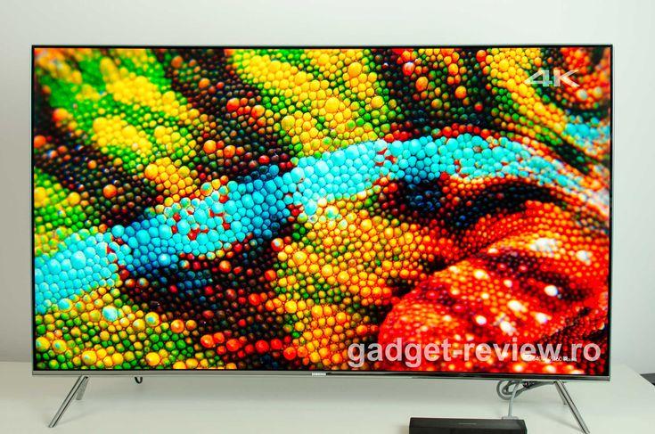 Samsung 49KS7502 - 4K, ecran curbat, Antivirus + alte surprize . Samsung 49KS7502 este unul dintre cele mai noi Smart TV-uri lansate de gigantul coreean în 2016, iar zilele acestea l-am găzduit pentru a-l testa a�... https://www.gadget-review.ro/samsung-49ks7502-4k-ecran-curbat-antivirus-alte-surprize/