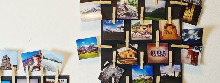 DIY Instagram Bilder quadratisch entwickeln lassen