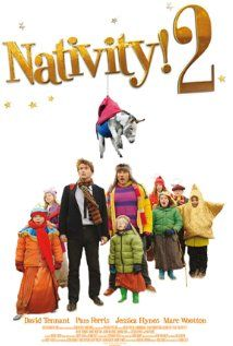 Nativity 2: Danger in the Manger! DVD Something about christmas and a choir of singing children never fails to cheer me up :)