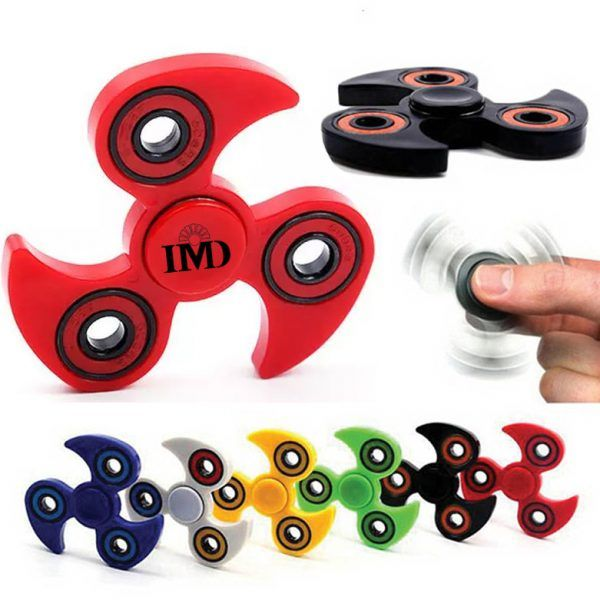 Custom Fidget Spinner – Speed Ninja is shaped as a ninja star with 3 sharp edges. Easy To Carry and ergonomic three Rings for easy spinning. It's precise balance and weight are packed into a great size that fits easily in your pocket! Spins quietly, like a ninja.