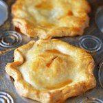 http://www.fridaycakenight.com/7/2014/07/mini-peach-pies/
