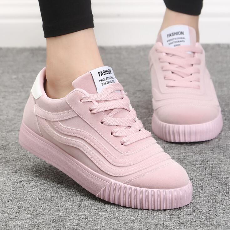 Sh10696a 2018 Autumn Casual Shoes Women