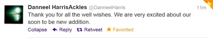 Danneel Harris-Ackles (Rachel Gatina) announced she's PREGNANT! Congrats to her and her husband Jensen Ackles :)