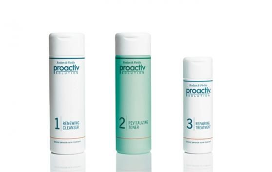 Proactiv® Skin~ I was skeptical of proactive but I have been using this for less than 5 days and my skin looks better and clearer and I don't have to wear as much makeup.