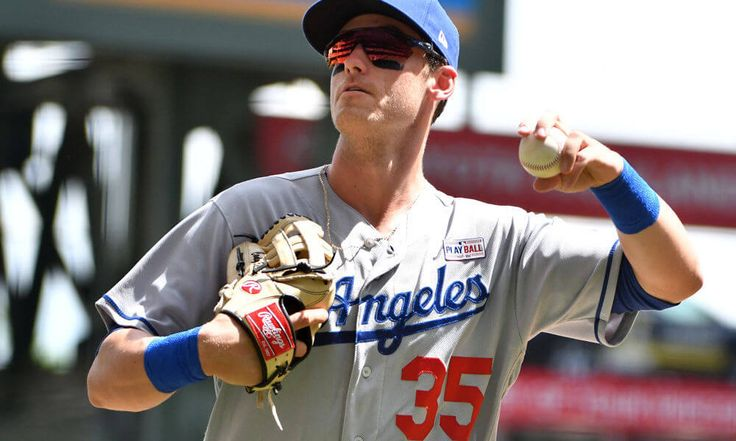 """Dodgers sensation Cody Bellinger has already surpassed feats of Clay = Like many sons, Cody Bellinger wanted to follow in his father's footsteps. """"All I've ever wanted to do is play in the major leaguers since I was 3 or 4 years old,"""" the Los Angeles Dodgers rookie first baseman said. Bellinger has....."""