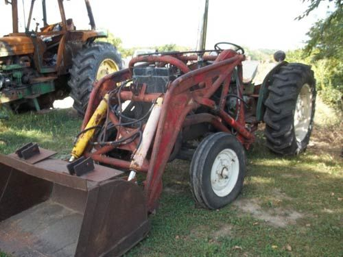 Oliver Tractor Parts Used : Tractors and ps on pinterest