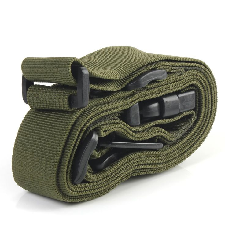 Aliexpress.com : Buy High quality Three Point Rifle Sling Adjustable Bungee Tactical Airsoft Gun Strap Paintball Gun Sling for hunting Army Green from Reliable sling swivel suppliers on Outdoor Desire Co,.Ltd  | Alibaba Group