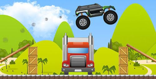 Monster Truck with AdMob