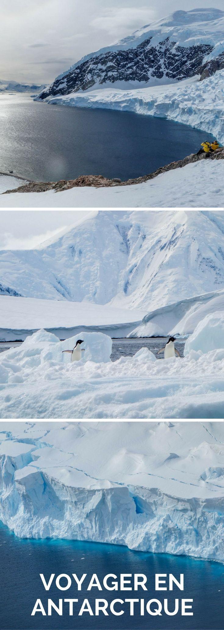 Voyager en Antarctique - Comment préparer un voyage en Antarctique? Le guide pratique complet et ultime pour tout savoir: budget, itinéraire, activités, équipement, faune, santé, sécurité, voyage en solo, croisière de dernière minute, voyage responsable, quelle croisière choisir, que faire en Patagonie et où dormir à Ushuaia... #voyage #antarctique #croisière #expédition #aventure #antartica #quarkexpeditions #offthebeatentrack #cruise