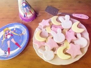 Cookies de Sailor Moon                                                       …
