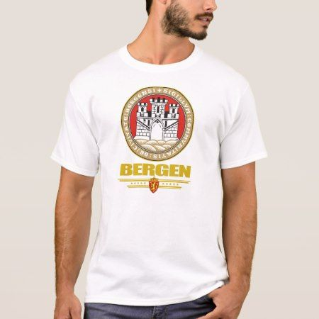Bergen T-Shirt - click to get yours right now!