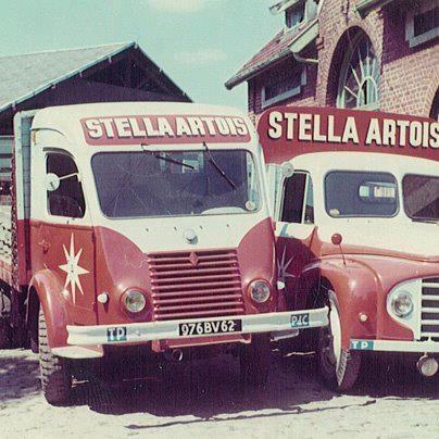 Belgian Beers go way back #Stella #beer #vintage