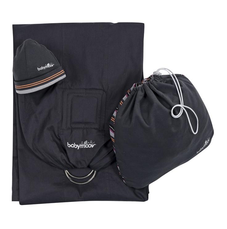 porte b b charpe anneau babymoov portage carrying. Black Bedroom Furniture Sets. Home Design Ideas