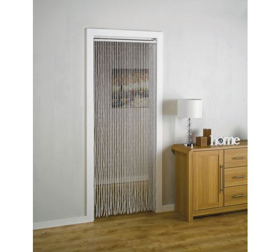 1000 ideas about beaded door curtains on door