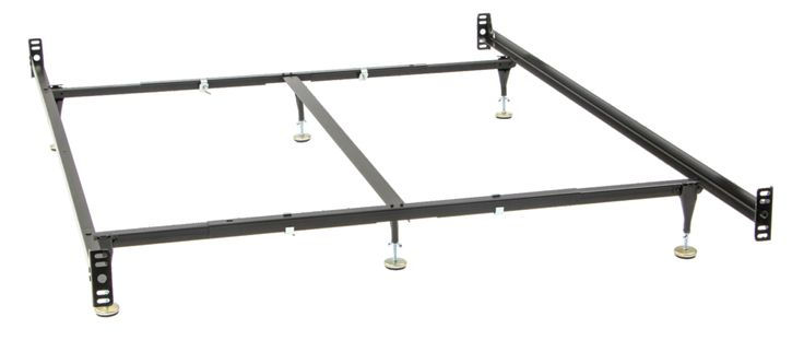 Queen Size Bed Frame Rails
