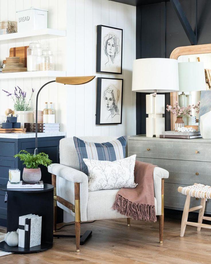 Lola Pharmacy Floor Lamp in 2020 Floor lamps living room