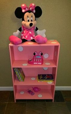 1000 Ideas About Minnie Mouse Decorations On Pinterest