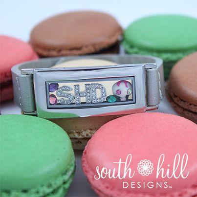 Gorgeous Locket Bracelet