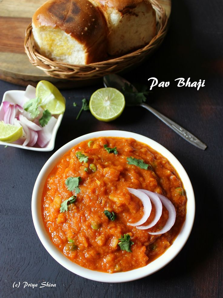 Pav Bhaji Recipe Popluar street food of Mumbai