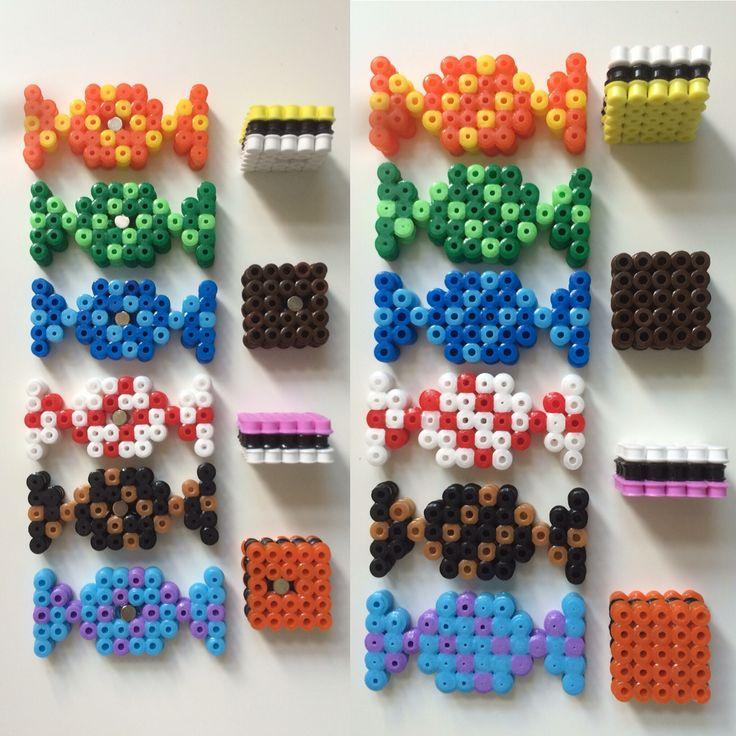 Magneter forklædt som fredags slik