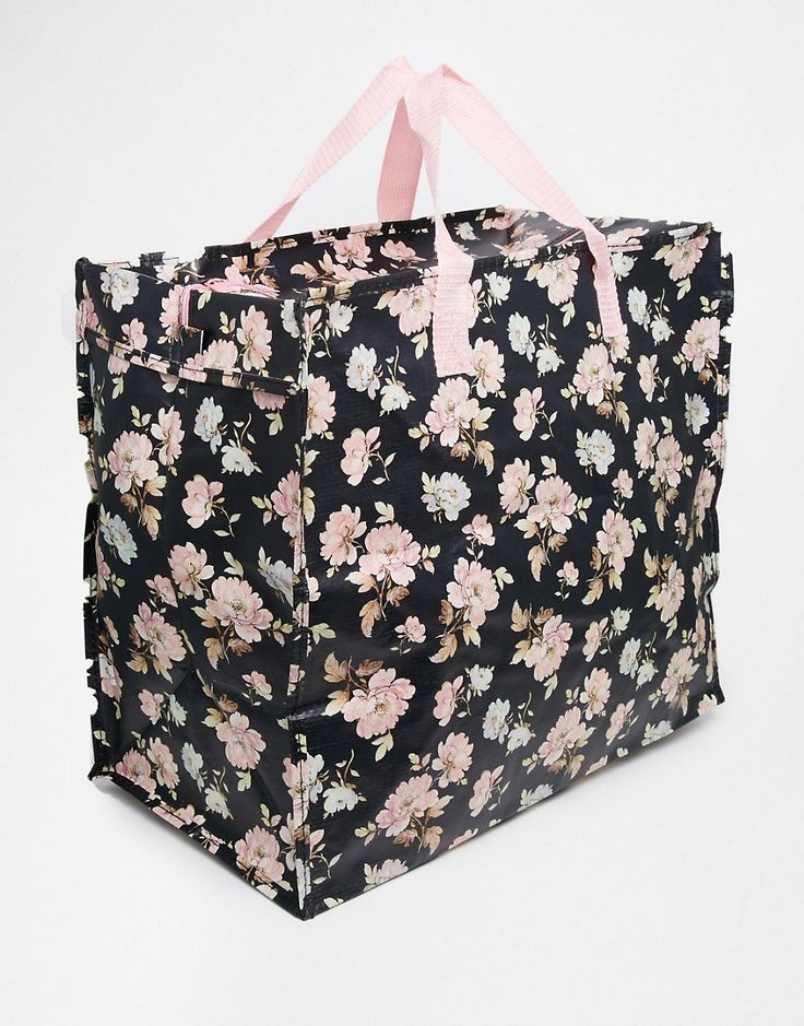 Image 2 of Sass & Belle French Rose Large Storage Bag