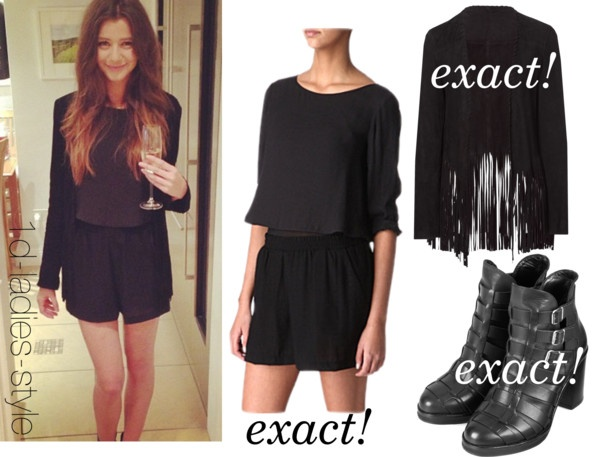Eleanor Calder Style Outfits Images Galleries With A Bite