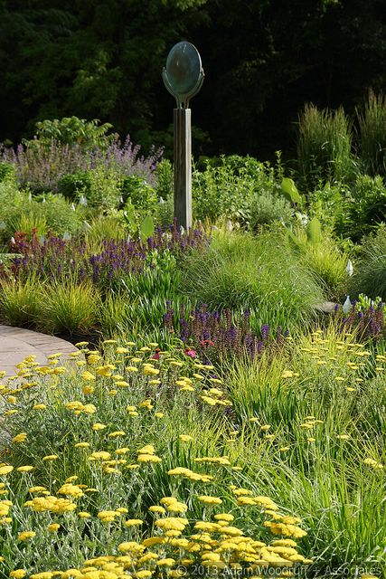 17 best images about residential gardens designed by adam for Adam woodruff garden designer