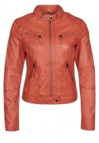 Oakwood Leather Jacket - Strawberry