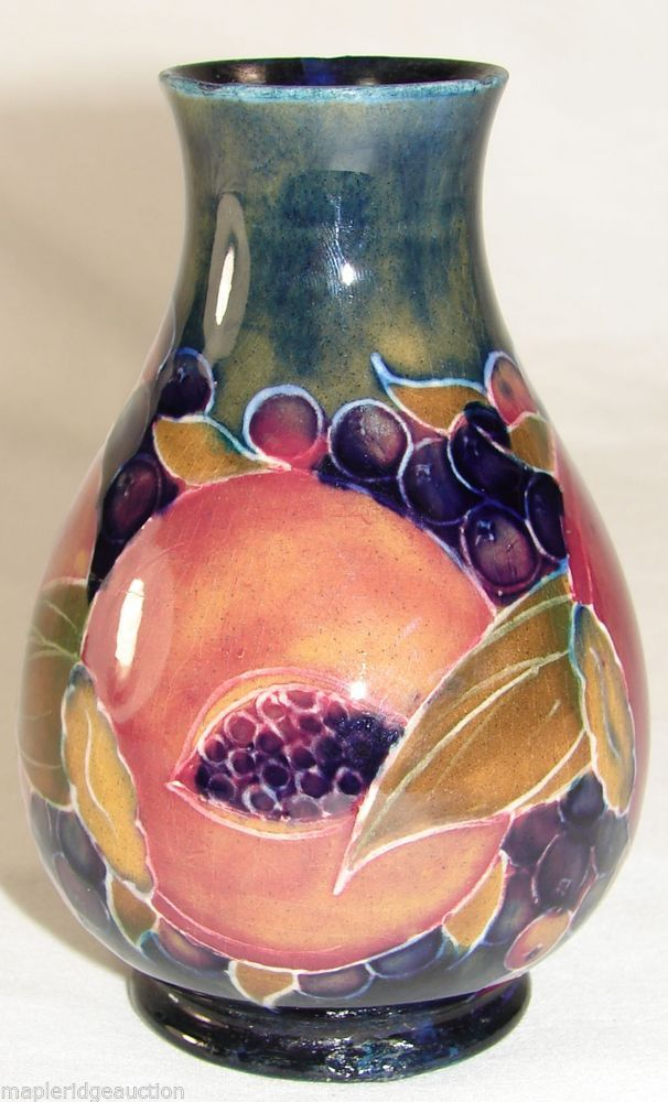 17 Best Images About Vintage Moorcroft Pottery On