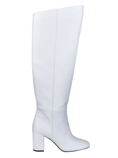 OFF-WHITE Off White Knee-Length Boots. #off-white #shoes #https: