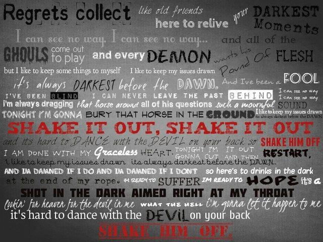 shake it up florence and the machine lyrics