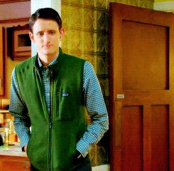 That awkwardness is actually… really charming? | For Everyone Who Is Attracted To Zach Woods