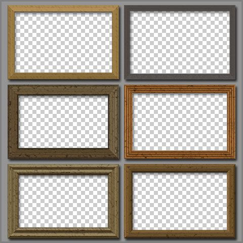 1000 images about free psd frames templates on for Picture frame templates for photoshop