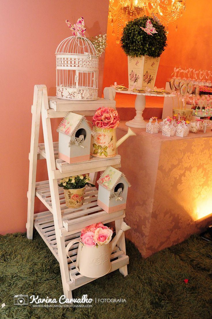 Blog da Yupii Fest: Jardim Encantado da Nicole