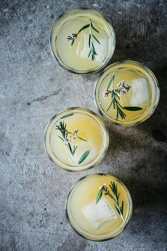 Pear Ginger Fizz | TENDING the TABLE