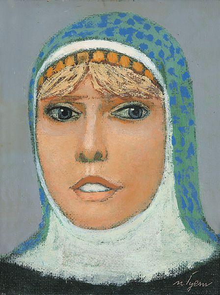 Nuri İyem Türkish painter
