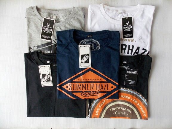 Summerhazeco t-shirt Loops, black logo, navy nine, toop teeter and gray puncher - http://bit.ly/rbck2015
