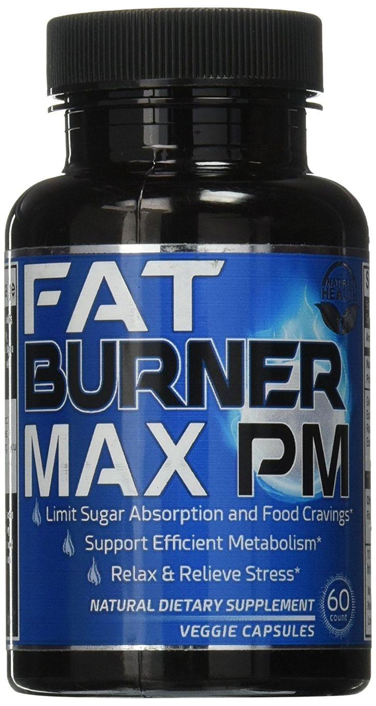 Fat Burner Max PM For Men & Women, Natural Weight Loss Supplements, Best Diet Pills That Work - 60 Capsules. #BestDietPillsThatWork60Capsules, #FatBurnerMaxPMForMenWomen, #NaturalHealthUSALLC, #NaturalWeightLossSupplements #FatBurner Buy Fat Burner Max PM http://www.shavethepounds.com/phen375-review/