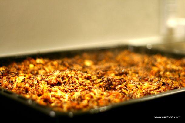 Karamelliseret hvidkål med hakket oksekød