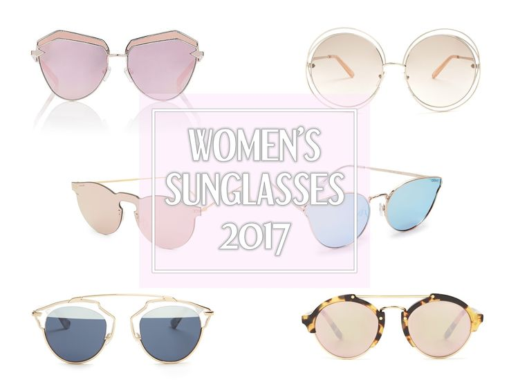 Women's Sunglasses 2017 | Γυναικεία γυαλιά ηλίου 2017