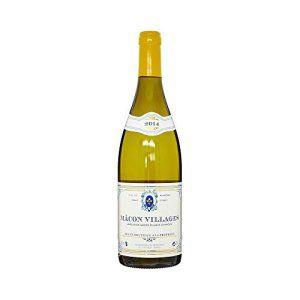 FLEUR DE LYS France Burgundy Vin Blanc Mâcon-Villages AOC 2014 75 cl - Lot de 3: Cet article FLEUR DE LYS France Burgundy Vin Blanc…
