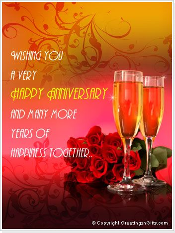 HAPPY ANNIVERSARY! Dad and I love you very much!!!!!!!  Happy 7TH...........