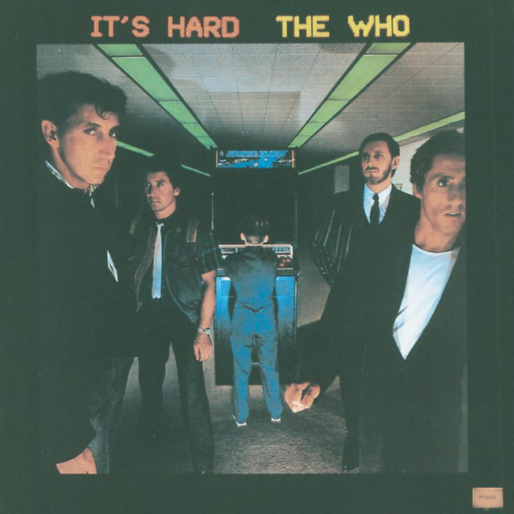 Eminence Front by The Who - It's Hard (Remastered)