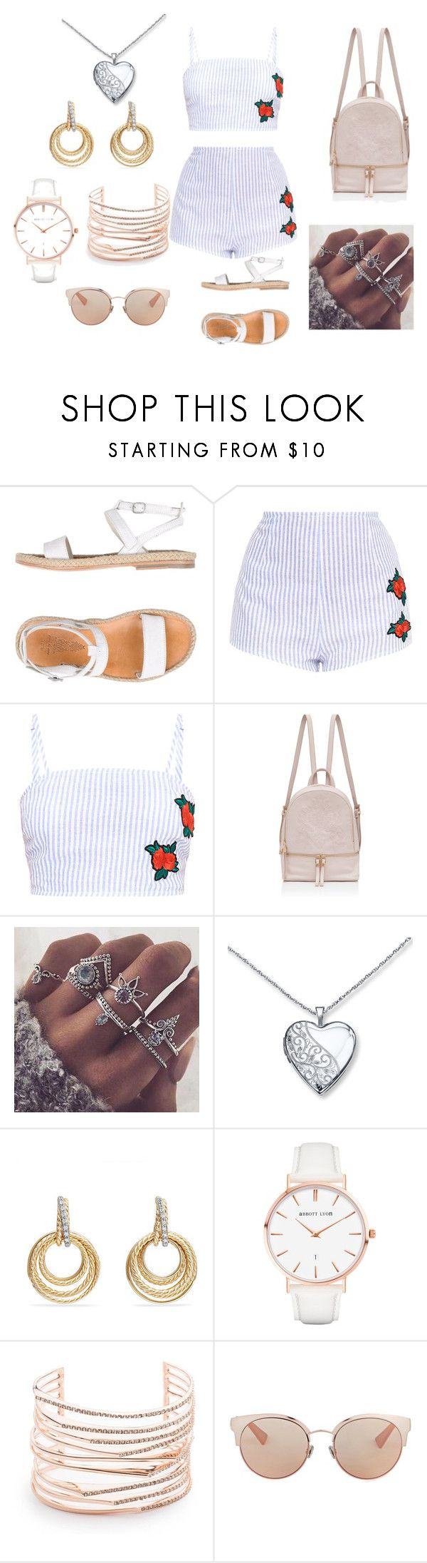 """""""pretty little liars"""" by marndt433 on Polyvore featuring n.d.c., David Yurman, Abbott Lyon, Alexis Bittar and Christian Dior"""