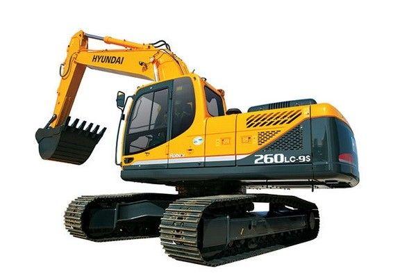 Hyundai R260lc 9s Crawler Excavator Service Manual Hyundai Excavator Manual