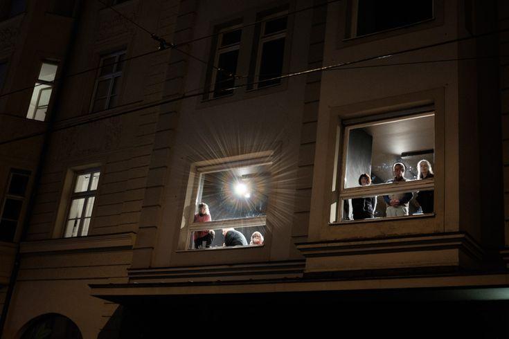 Eine Wand ist eine Wand ist eine Wand // Registratur, Munich